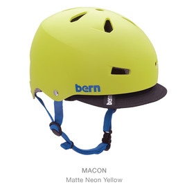 Bern - MACON Matte Neon Yellow