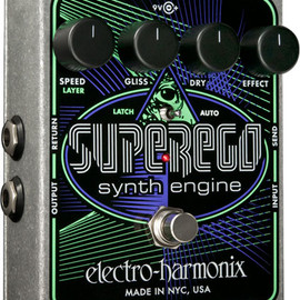 Electro Harmonix - Superego Synth Engine