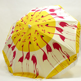 suboo - Flamingo Beach Umbrella