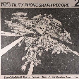The Utility Phonograph Record 2 - Ricci Rucker