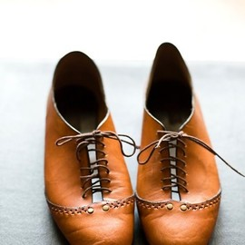 a.b.k - hand stitched shoes