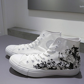 CONVERSE - White atelier BY CONVERSE