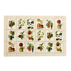 paul harnden - Fruit Print Stamps