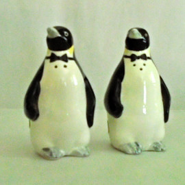Otagiri - Penguins salt and pepper shakers