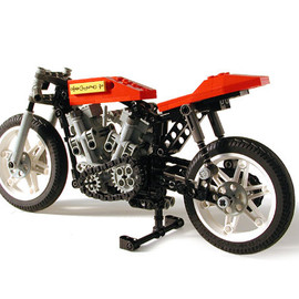Lego - Technic Motorcycle