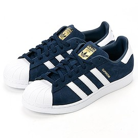 adidas originals - SUPERSTAR SUEDE
