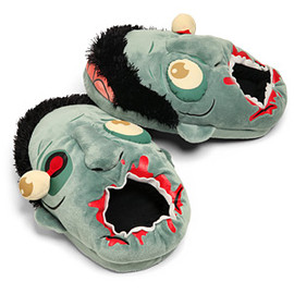 Miscellaneous - Plush Zombie Slipperd