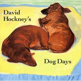 David Hockney - David Hockney's Dog Days