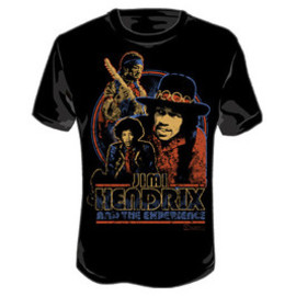 JIMI HENDRIX / EXPERIENCE VINTAGE / T-Shirts Tシャツ ジミ・ヘンドリックス