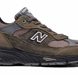 "New Balance - M991 FDS ""DESERT SHADE PACK"""