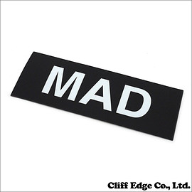 UNDERCOVER - MAD STICKER