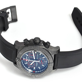 breitling - Avenger Seawolf Chronograph Black Steel Limited Edition