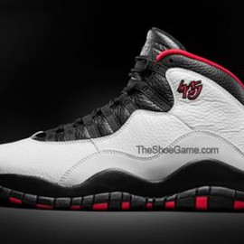 Nike - NIKE AIR JORDAN 10 RETRO CHICAGO 2015