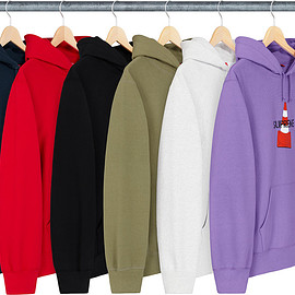 Supreme - Cone Hooded Sweatshirt
