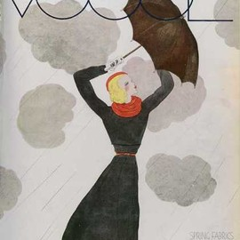 Vogue - covers- February, 1933