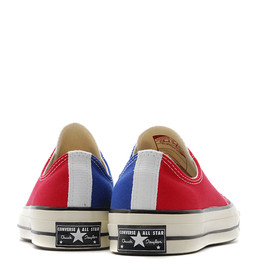 CONVERSE - First String 3PANEL CT 1970's OX RED