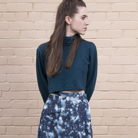 Frida The Label - Image of RALPH WRAP SKIRT