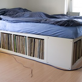 IKEA - The LP Queen Size Bed