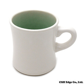 Ron Herman (ロンハーマン) - RH COLOR CRACKING MUG (マグカップ)  GREEN 290-003775-015x