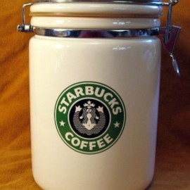 Starbucks - Coffee Canister