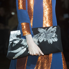 Dries Van Noten - Fall 2014- Details
