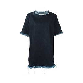 Marques' Almeida - DENIM T-SHIRT DRESS