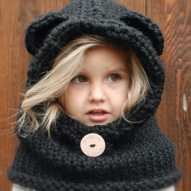 Heidi May - The Burton Bear Cowl