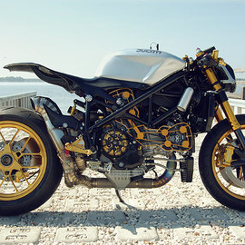 Anglada Originals - CUSTOM DUCATI 1098