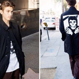 Supreme - SUPREME X THE MISFITS COLLECTION coat
