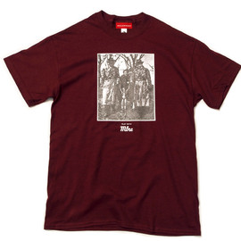 "MILLION RACE - S/S TEE ""PLAY WITH MLRC"" (burgundy)¥4,935"
