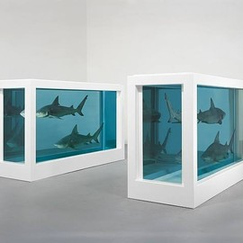 Damien Hirst - Theology, Philosophy, Medicine, Justice