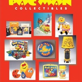 deborah pailcia - Pac-man Collectibles (Schiffer Book for Collectors)