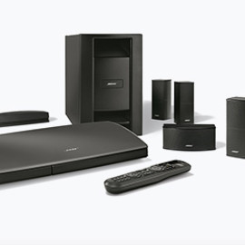 Bose - Lifestyle 535 Series III home entertainment system