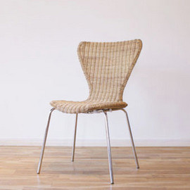 Brunch - rattan chair