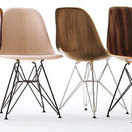 Eames - Molded Wood Side Chair