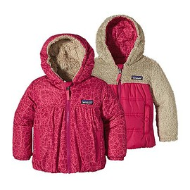 Patagonia - Baby Reversible Honey Puff Hoody (61165)