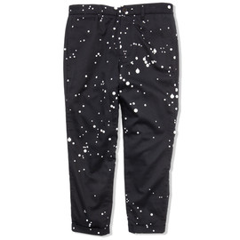 A.FOUR, Ryan Gander - Rg x A4 Universe: ANKLE CUT PANTS
