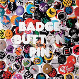 Gavin Lucas - Badge Button Pin