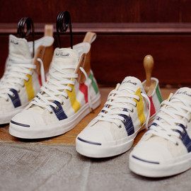 converse - Hudson's Bay Company x Converse 2013 Jack Purcell Collection
