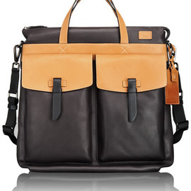 TUMI - Whitfield Helmet Leather Bag - Tumi