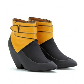 balenciaga - COLOR BLOCK ANKLE BOOTS