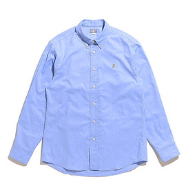 THE NORTH FACE - L/S Him Ridge Shirt-SX