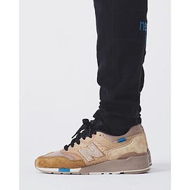 New Balance, NONNATIVE, Ronnie Fieg - Kith x Nonnative 997 OG made in USA