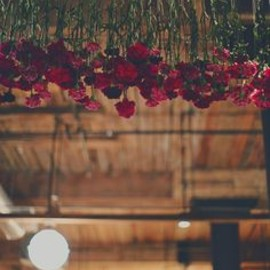 Hanging Flowers - Wedding Ideas By You