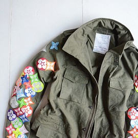 READYMADE - FIELD JACKET / STYLE NUMBER : RELVP10
