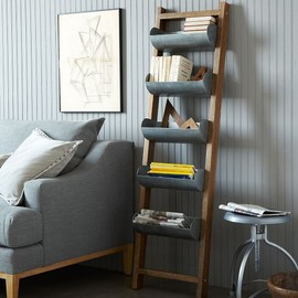 west elm - Conveyor Adjustable Floor Shelf