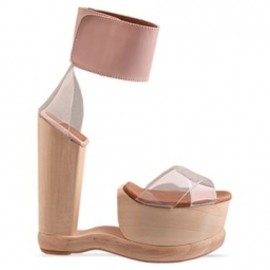 Jeffrey Campbell - Lift shoes Nude