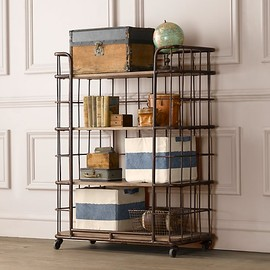 Restoration Hardware - Industrial Baker's Storage Rack