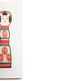 House Industries - Kokeshi Print No. 4
