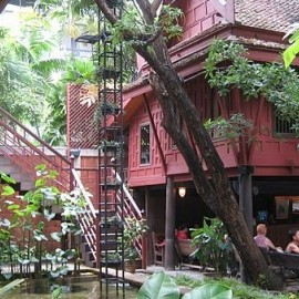 Bangkok, Thailand - Jim Thompson House